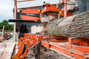 7 Best Portable Sawmills in 2021